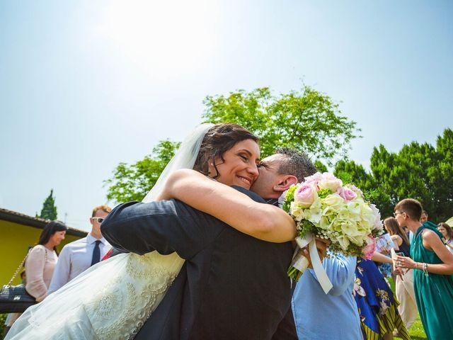 Il matrimonio di Luigi e Arianna a Salvirola, Cremona 41