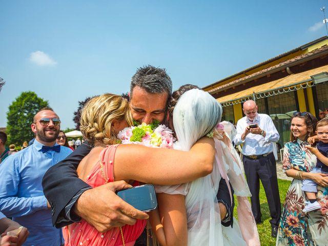 Il matrimonio di Luigi e Arianna a Salvirola, Cremona 42