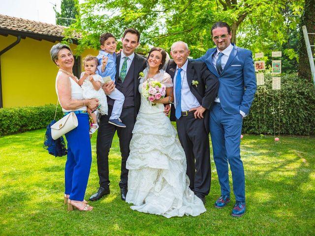 Il matrimonio di Luigi e Arianna a Salvirola, Cremona 46
