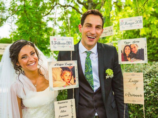 Il matrimonio di Luigi e Arianna a Salvirola, Cremona 50