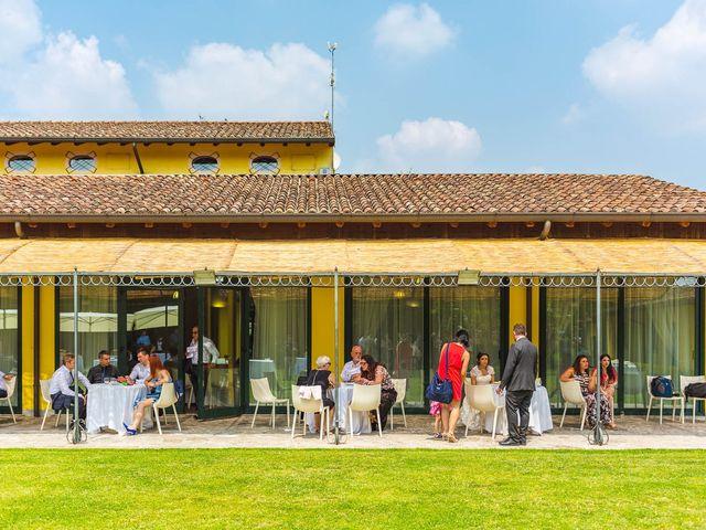Il matrimonio di Luigi e Arianna a Salvirola, Cremona 54