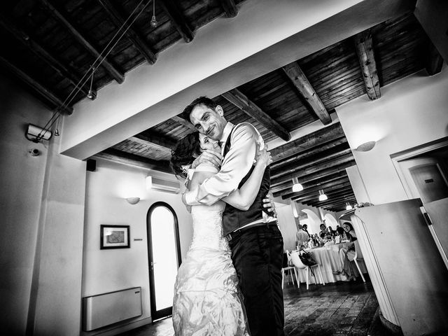 Il matrimonio di Luigi e Arianna a Salvirola, Cremona 58