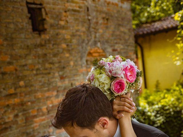 Il matrimonio di Luigi e Arianna a Salvirola, Cremona 60