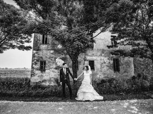 Il matrimonio di Luigi e Arianna a Salvirola, Cremona 2