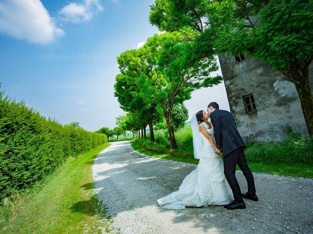 Il matrimonio di Luigi e Arianna a Salvirola, Cremona 62