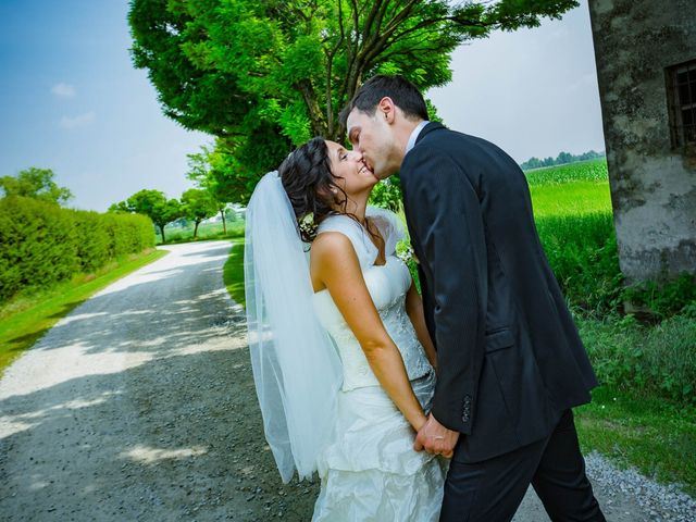 Il matrimonio di Luigi e Arianna a Salvirola, Cremona 63