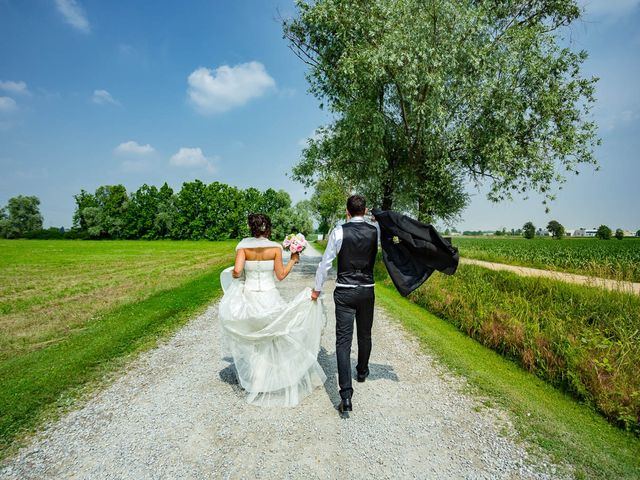 Il matrimonio di Luigi e Arianna a Salvirola, Cremona 65