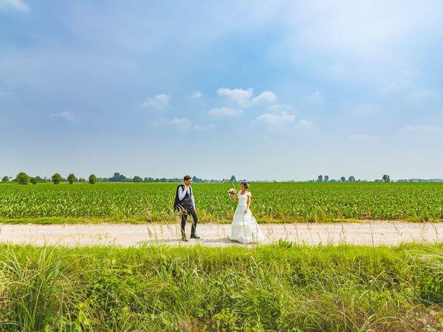 Il matrimonio di Luigi e Arianna a Salvirola, Cremona 66