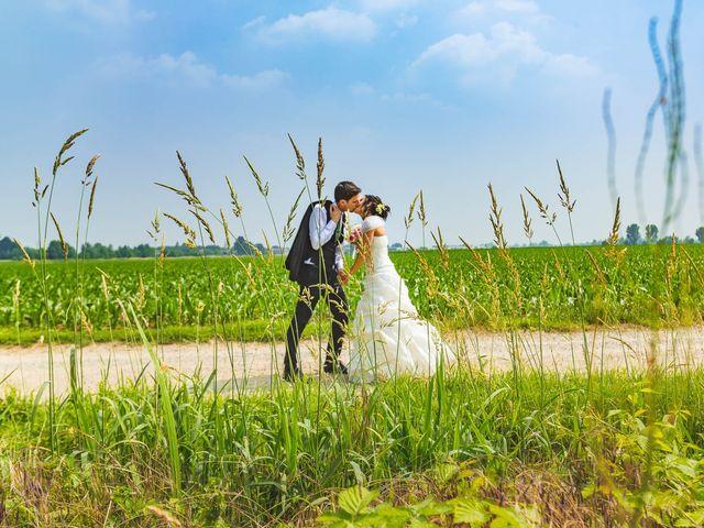 Il matrimonio di Luigi e Arianna a Salvirola, Cremona 67