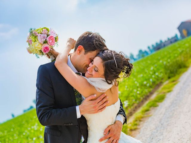 Il matrimonio di Luigi e Arianna a Salvirola, Cremona 69