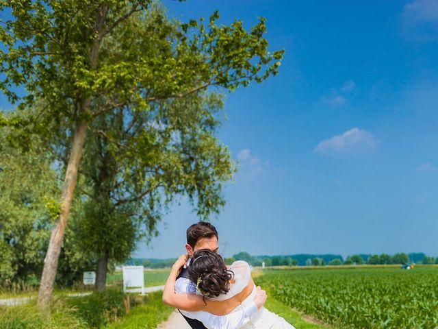 Il matrimonio di Luigi e Arianna a Salvirola, Cremona 70