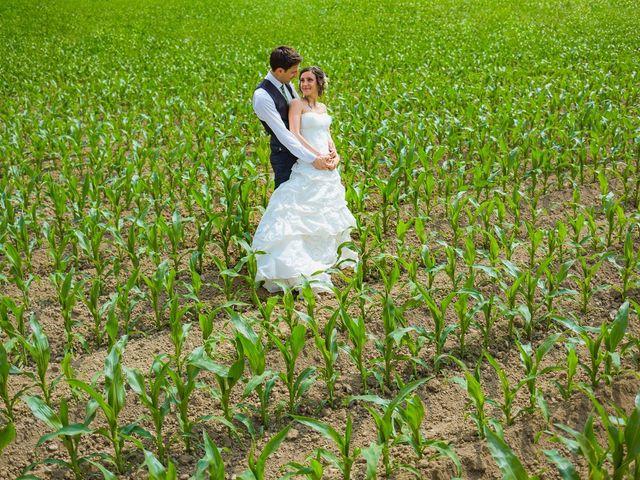 Il matrimonio di Luigi e Arianna a Salvirola, Cremona 72
