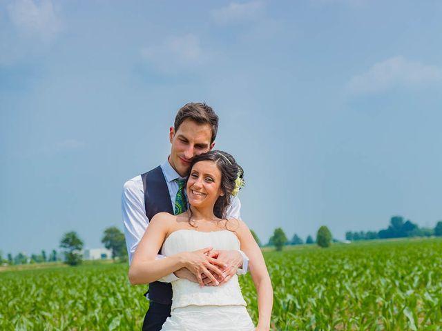 Il matrimonio di Luigi e Arianna a Salvirola, Cremona 73