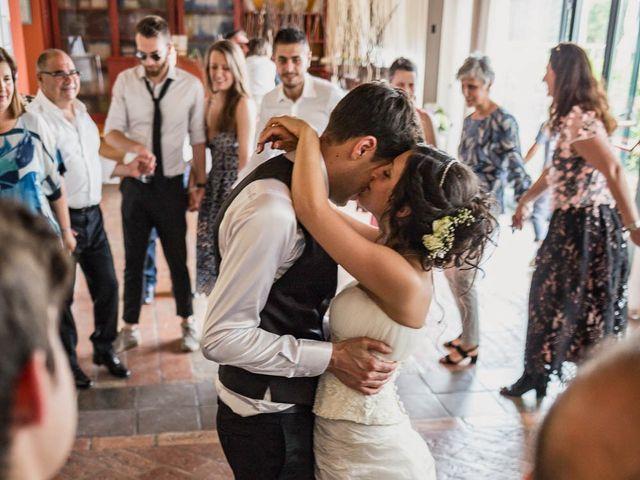 Il matrimonio di Luigi e Arianna a Salvirola, Cremona 76