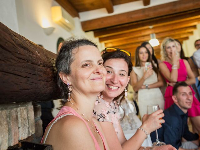 Il matrimonio di Luigi e Arianna a Salvirola, Cremona 79