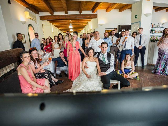 Il matrimonio di Luigi e Arianna a Salvirola, Cremona 80