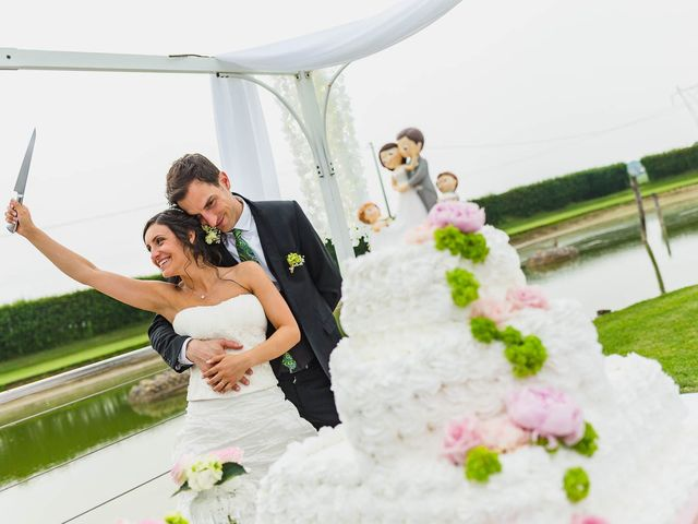 Il matrimonio di Luigi e Arianna a Salvirola, Cremona 81