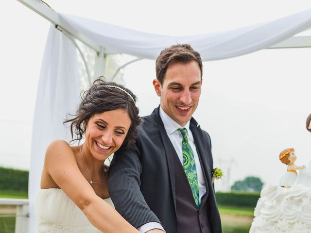 Il matrimonio di Luigi e Arianna a Salvirola, Cremona 83