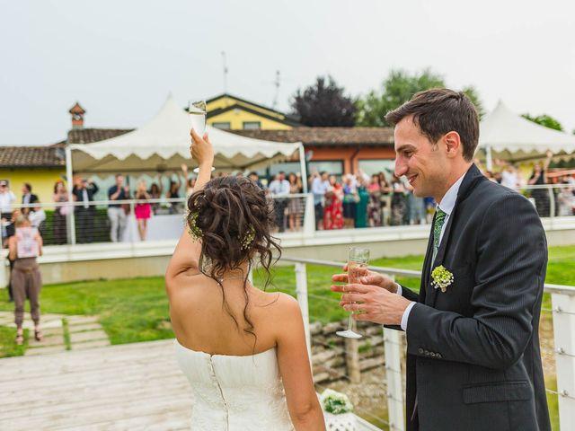 Il matrimonio di Luigi e Arianna a Salvirola, Cremona 84