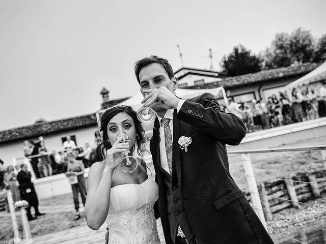 Il matrimonio di Luigi e Arianna a Salvirola, Cremona 85