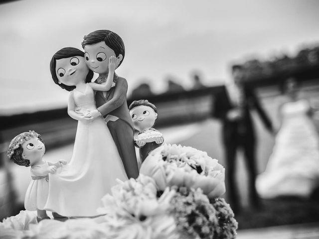 Il matrimonio di Luigi e Arianna a Salvirola, Cremona 88