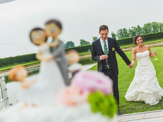 Il matrimonio di Luigi e Arianna a Salvirola, Cremona 89