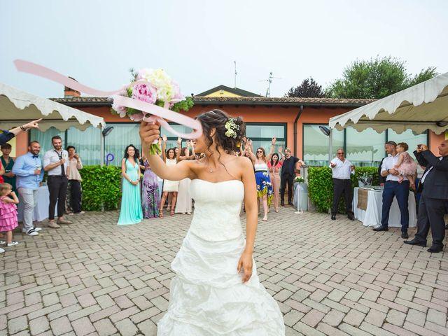 Il matrimonio di Luigi e Arianna a Salvirola, Cremona 90