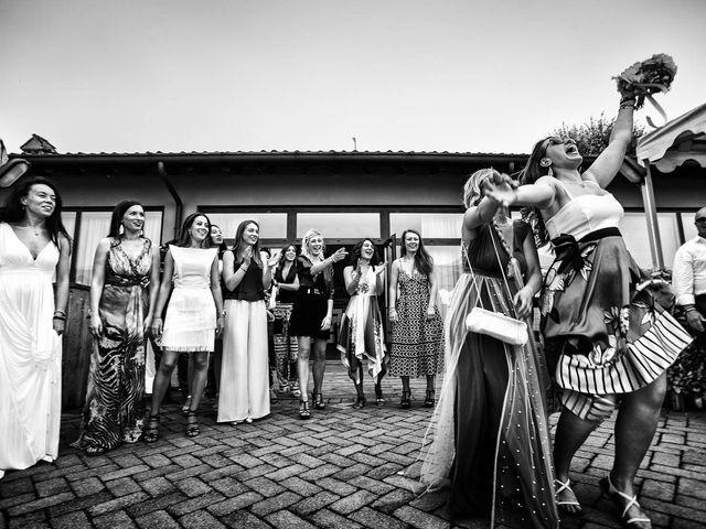 Il matrimonio di Luigi e Arianna a Salvirola, Cremona 91