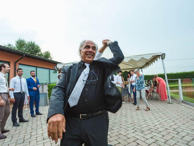 Il matrimonio di Luigi e Arianna a Salvirola, Cremona 100