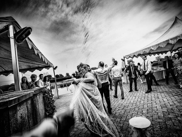 Il matrimonio di Luigi e Arianna a Salvirola, Cremona 101