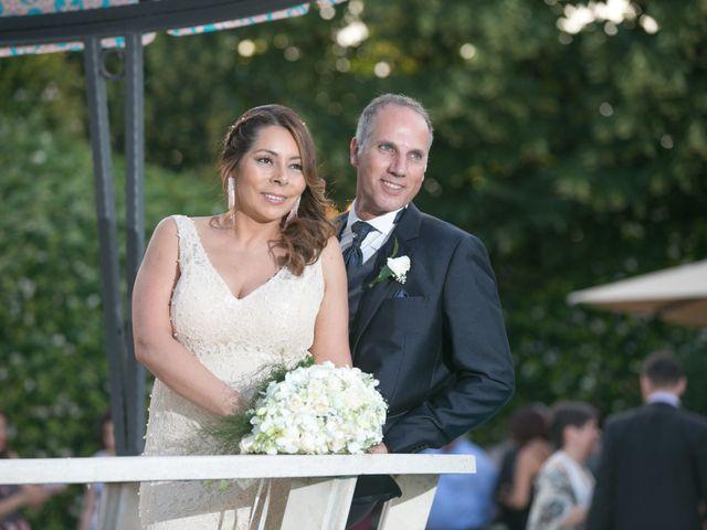 Le nozze di Fanny e Gianni