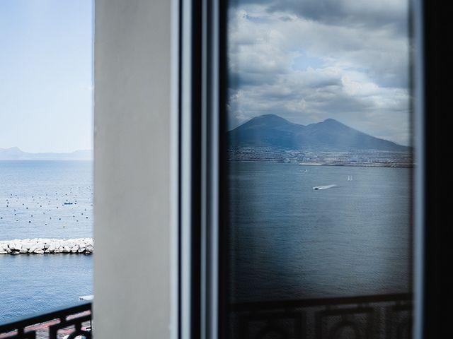 Il matrimonio di Alfonso e Carla a Napoli, Napoli 1