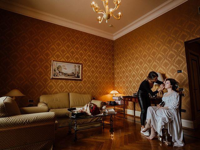 Il matrimonio di Alfonso e Carla a Napoli, Napoli 2