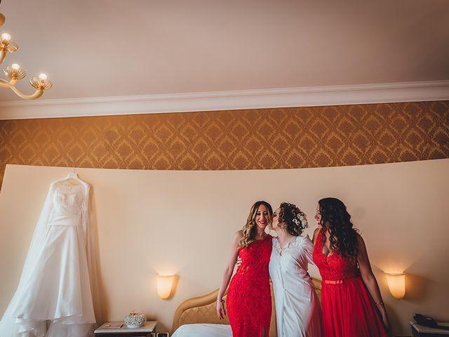 Il matrimonio di Alfonso e Carla a Napoli, Napoli 8