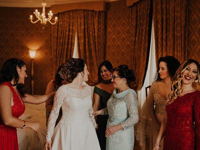 Il matrimonio di Alfonso e Carla a Napoli, Napoli 15