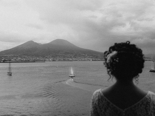 Il matrimonio di Alfonso e Carla a Napoli, Napoli 16