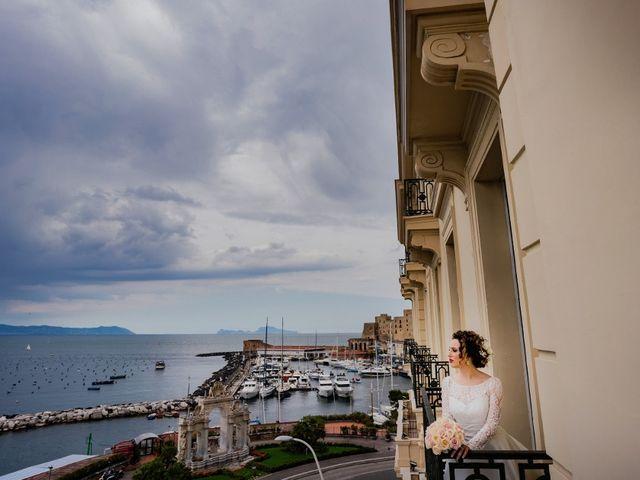 Il matrimonio di Alfonso e Carla a Napoli, Napoli 18