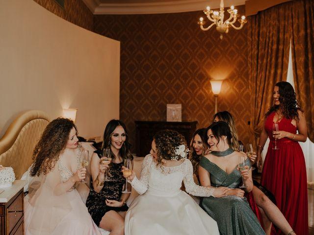 Il matrimonio di Alfonso e Carla a Napoli, Napoli 19