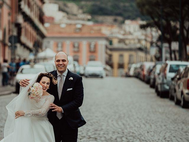 Il matrimonio di Alfonso e Carla a Napoli, Napoli 29
