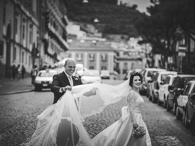 Il matrimonio di Alfonso e Carla a Napoli, Napoli 30