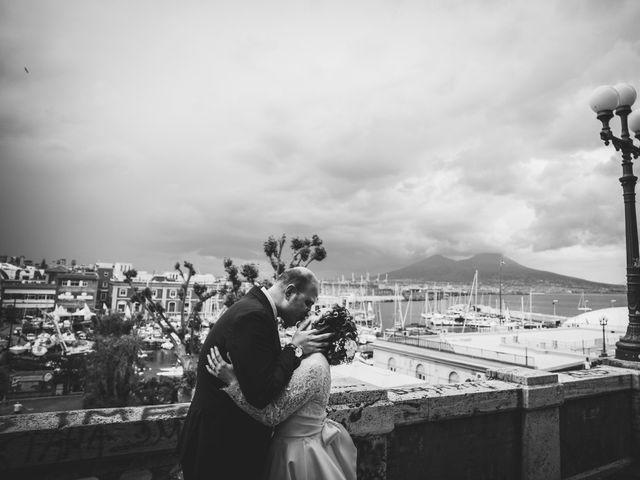 Il matrimonio di Alfonso e Carla a Napoli, Napoli 32