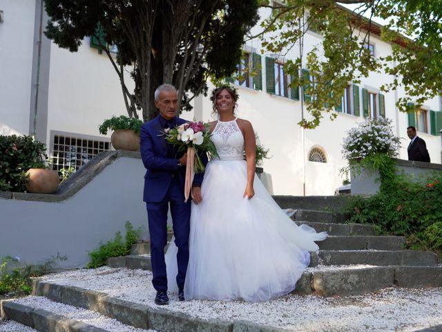 Il matrimonio di Carlo e Gaia a Collesalvetti, Livorno 5