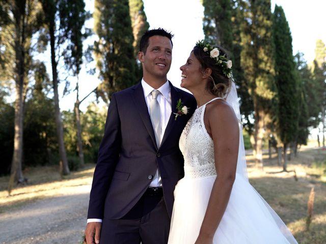 Il matrimonio di Carlo e Gaia a Collesalvetti, Livorno 11