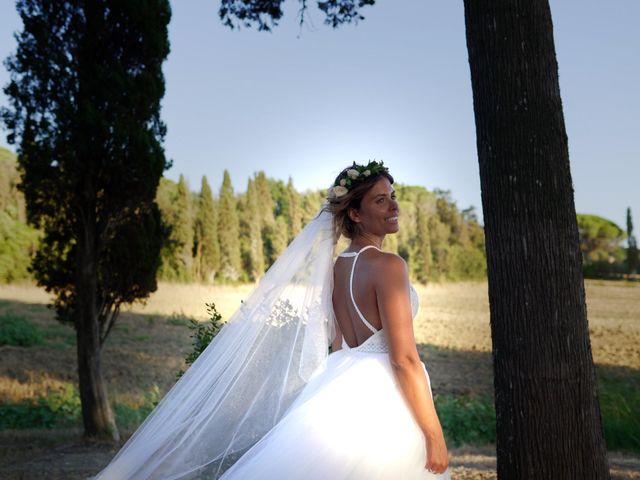 Il matrimonio di Carlo e Gaia a Collesalvetti, Livorno 12