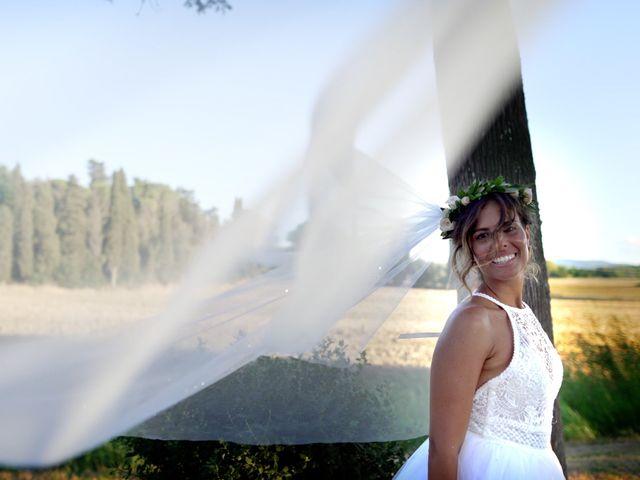 Il matrimonio di Carlo e Gaia a Collesalvetti, Livorno 1
