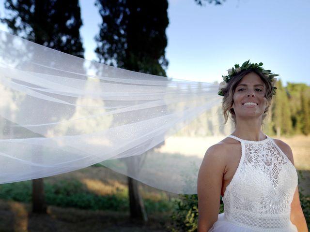 Il matrimonio di Carlo e Gaia a Collesalvetti, Livorno 14