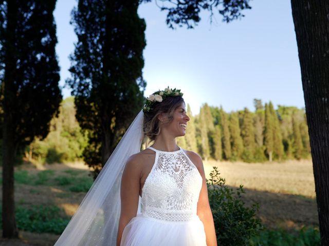 Il matrimonio di Carlo e Gaia a Collesalvetti, Livorno 15