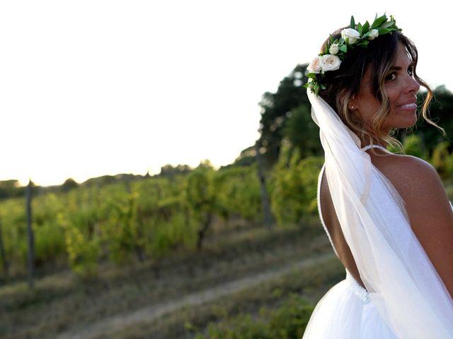 Il matrimonio di Carlo e Gaia a Collesalvetti, Livorno 18