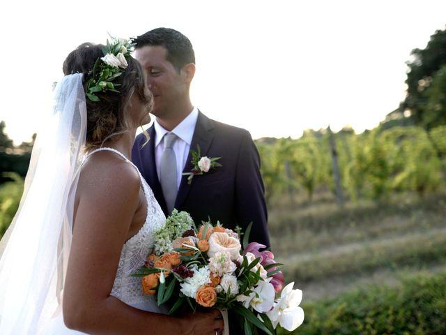 Il matrimonio di Carlo e Gaia a Collesalvetti, Livorno 22