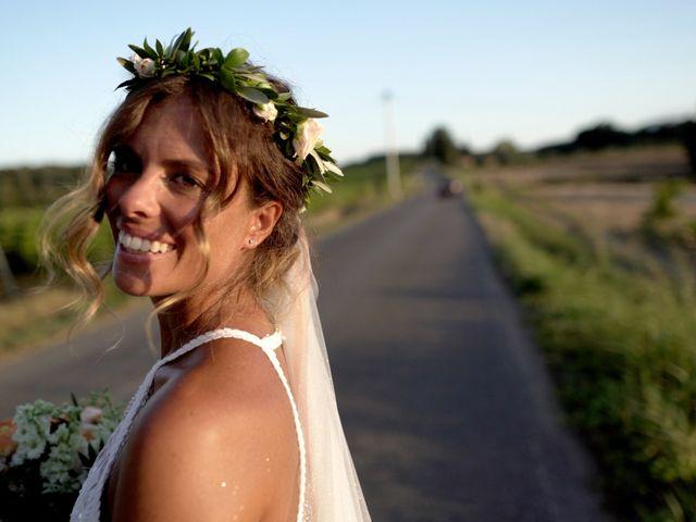 Il matrimonio di Carlo e Gaia a Collesalvetti, Livorno 23